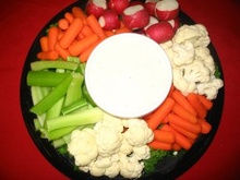 Small Veggie Tray