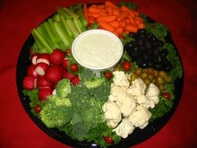 Medium Veggie Tray