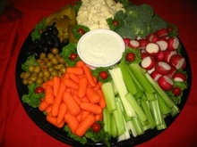 Large Veggie Tray